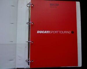 2000 Ducati Sport Touring 4, FACTORY WORKSHOP REPAIR SERVICE / MANUAL book