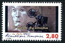 STAMP / TIMBRE FRANCE NEUF N° 2919 ** 1° SIECLE DU CINEMA / TETE D'ACTEUR