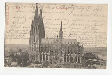 Germany, Koln, Dom, Sudseite 1906 Postcard, A503