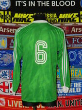 4/5 Adidas adults M retro #6 football shirt jersey trikot maglia