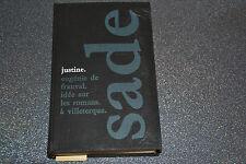SADE Oeuvres Club français du livre ill par G Esposito (C3)