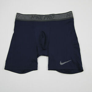 Houston Texans Nike Pro Compression Shorts Men's Navy/Black Used