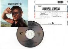 "JOHNNY CASH ""Bitter Tears"" (CD) 1994"
