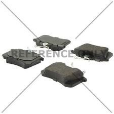 Disc Brake Pad Set-C-TEK Metallic Brake Pads Rear Centric 102.03400