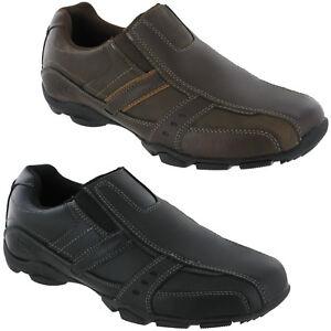 Skechers Marter - Kool Digz Trainers Mens Leather Memory Foam Shoes 999747