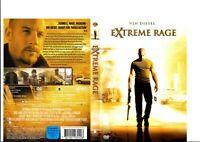Extreme Rage - Vin Diesel   DVD