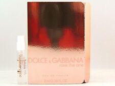 DOLCE & GABBANA ROSE THE ONE EDP 2.0ml .06fl oz x 1 PERFUME SPRAY SAMPLE