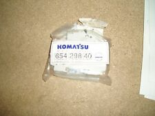 komatsu parts 654-298-40 circuit breaker [ 24 v]