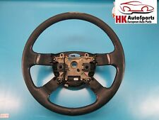 Range Rover L322 Heated Steering Wheel Black Leather QTB000951PVA OEM 2003