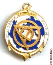 TROUPES DE MARINES. 2 eme Rgt d'Infanterie Marine, RIMa, 9 eme DIMa. Fab.Fraisse