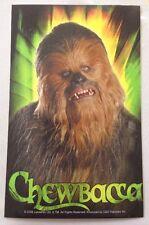 Star Wars Chewbacca Sticker