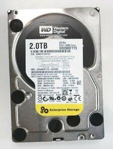 "Western Digital WD2003FYYS 3.5"" 2TB SATA 3Gb/s 7200RPM Hard Drive"