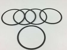 """5 HOLLEY QFT AED DEMON  CARBURETOR 4150 4160 AIR CLEANER GASKET .046"""" THICKNESS"""