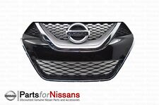 Genuine Nissan 2016-2017 Maxima Front Grille 62310-4RA0A NEW OEM