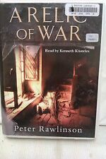 A Relic of War by Peter Rawlinson: Unabridged Cassette Audiobook (S5)
