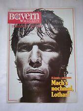 Orig.PRG   1.Bundesliga  1992/93   FC BAYERN MÜNCHEN - BAYER 04 LEVERKUSEN  !!
