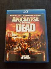 Apocalypse of the Dead - Blu Ray R(2) - Import - English & Dutch Soundtrack