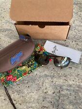 Maui Jim Sport Sunglasses LIGHTHOUSE Root Beer MJ-423-26 Used