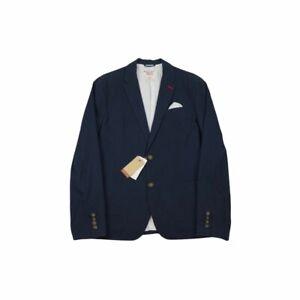 Original Penguin Eclipse Blazer Jacket - Navy / UK S / RRP £120