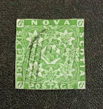 Nova Scotia Stamp #4 Used