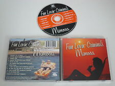 FUN LOVIN' CRIMINALS/MIMOSA(CHRYSALIS EMI 7243 5234592 2) CD ALBUM