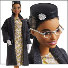 Barbie Signature Inspiring Women Rosa Parks Collector Doll African American