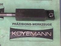 Feinverstell - Einsatz      11*11mm    CGM 80-11     Koyemann     NEU     1522