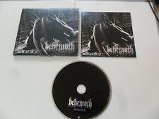 Behemoth - Satanica (CD 1999) Death Metal