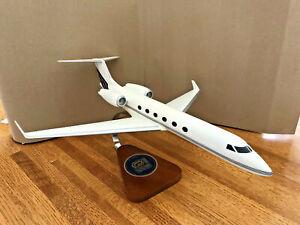 GULFSTREAM * Executive Jet * Wood Model
