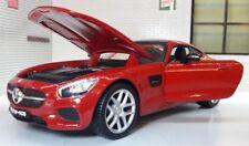 G 1:24 Escala Mercedes SLS CLASS AMG GT 31134 de Metal Detallado Modelo Coche