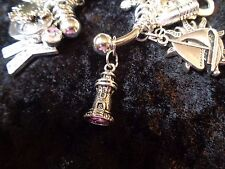 Guide You Through The Storm Lighthouse Charm for your Weight Watchers Keychain