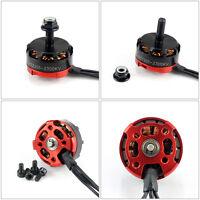4PCS RS2205 2300kv CW CCW Brushless Motor for FPV RC Racer Quad FPV Multicopter