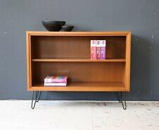 60er Teak Regal Standregal  Mid-Century 60s Vintage Shelf