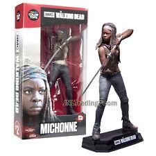 Year 2016 AMC TV Walking Dead 7 Inch Tall Figure - MICHONNE with Samurai Sword