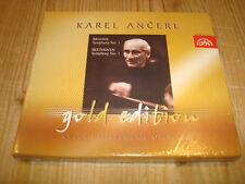 KAREL ANCERL 24K GOLD CD EDITION # 9 Brahms Beethoven Symphony No.1 NEW SEALED