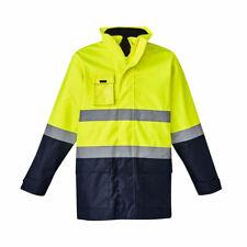 Dblade Softshell Para Hombre Chaqueta De Trabajo Negro con capucha técnica elegante Workwear