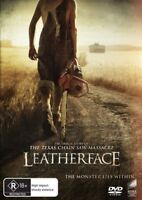 Leatherface DVD : NEW