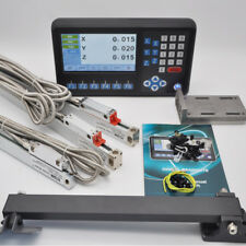 3 Axis Milling Machine Digital ReadOut DRO kit for Bridgeport Mill  NEW