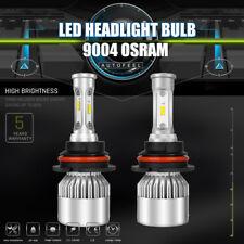 1380W 207000LM LED Headlight Kit 9004 HB1 Hi/Lo Beam Bulb White 6000K High Power