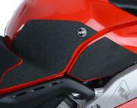 R&G Tank Traction Grips For Ducati Panigale V4 ('18) | 4 Pieces