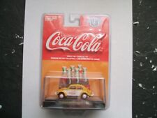 2019  HOT WHEELS, CARS, M2 MACHINES , COCA COLA    (  1953 VW BEETLE   )