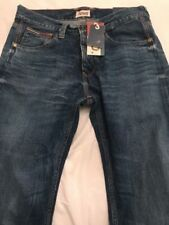 Tommy Hilfiger Long 100% Cotton Jeans Rise 34L for Men
