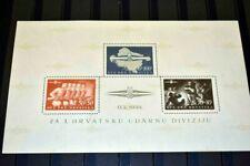Alt-Kroatien: STARKER Bestand Blocks + Kleinbögen etc. aus altem Händlerlager