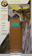 ELK INC Yote Howler Coyote Wolf Predator Game call easy to use new in package