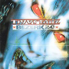 Tigertailz - Bezerk 2.0 (CD, Jul-2006, Demolition)