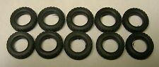 Tire Set (10:00 x 20) for Trucks & Circus Wagons By Don Mills Models