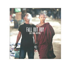 FALL OUT BOY - SAVE ROCK & ROLL CD ALBUM (2013) Ref(E18)