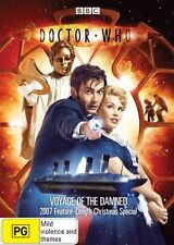 Doctor Who: Voyage of the Damned DVD R4