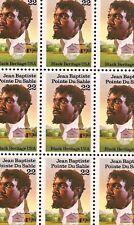 1987 - JEAN BAPTISTE POINTE Du SABLE - #2249 Mint Sheet of 50 Postage Stamps