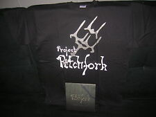 project pitchfork first anthology ebm limited edition dcd + t shirt limited mint